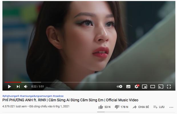 Bộ tứ drama Vpop có gì: ViruSs có hit trăm triệu view, Trang Pháp - Bình Gold cũng không vừa riêng Phí Phương Anh thì sao? - Ảnh 23.