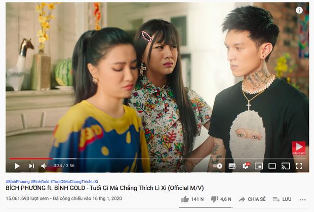 Bộ tứ drama Vpop có gì: ViruSs có hit trăm triệu view, Trang Pháp - Bình Gold cũng không vừa riêng Phí Phương Anh thì sao? - Ảnh 12.