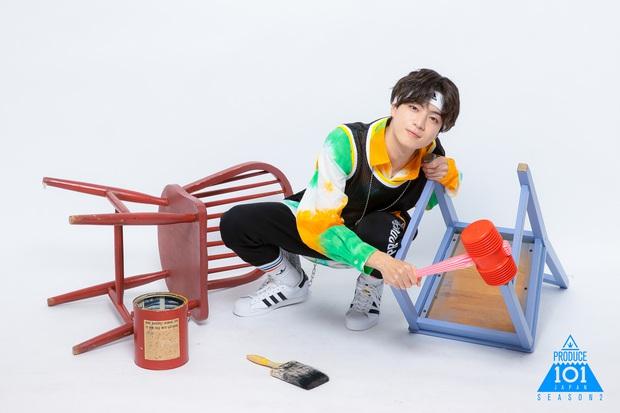 Netizen tranh cãi vì thực tập sinh Produce 101 Nhật Bản có khuôn mặt như em sinh đôi của Jin (BTS) - Ảnh 6.