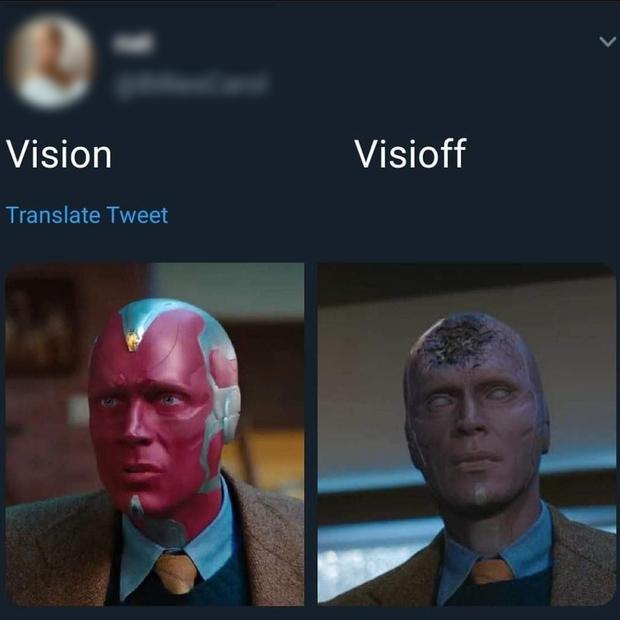 WandaVision tập 5 nóng hừng hực làm netizen dậy sóng, chế ảnh lia lịa về tình người duyên ma nhà Marvel vừa hài vừa rợn - Ảnh 9.