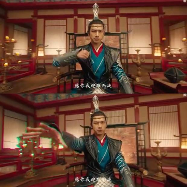 Tống Thiến bị chê dừ, Ngô Diệc Phàm mặc đồ như cọng hành ở trailer phim quảng bá game Vương Giả Vinh Diệu - Ảnh 4.