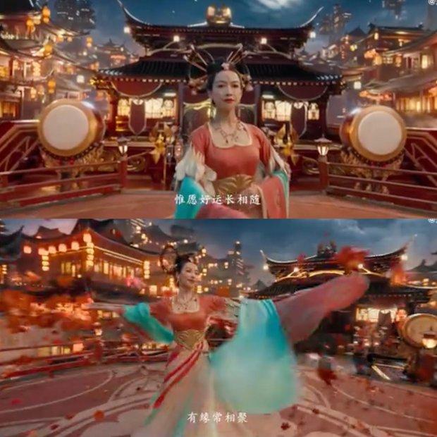 Tống Thiến bị chê dừ, Ngô Diệc Phàm mặc đồ như cọng hành ở trailer phim quảng bá game Vương Giả Vinh Diệu - Ảnh 6.