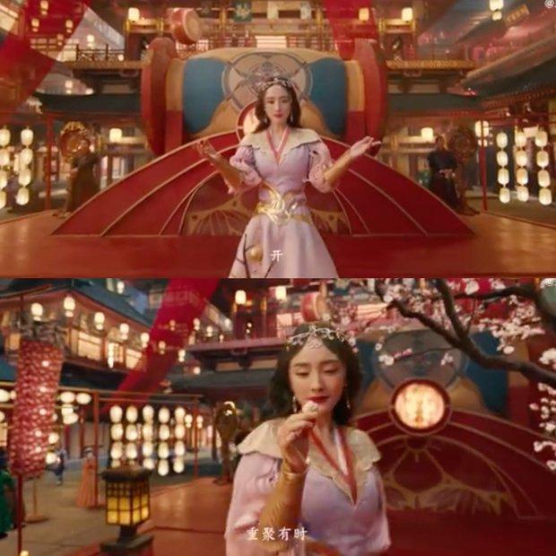 Tống Thiến bị chê dừ, Ngô Diệc Phàm mặc đồ như cọng hành ở trailer phim quảng bá game Vương Giả Vinh Diệu - Ảnh 8.