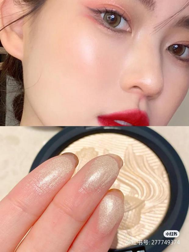 """Tường tận 5 bước makeup hóa nữ thần mùa xuân, nàng """"tay mơ"""" cũng học theo được dễ dàng để thật xinh đón Tết - Ảnh 7."""