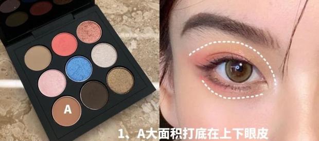 """5 bước makeup giúp bạn hóa nữ thần mùa xuân, nàng """"tay mơ"""" cũng học theo được dễ dàng - Ảnh 3."""
