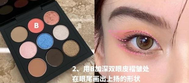 """Tường tận 5 bước makeup hóa nữ thần mùa xuân, nàng """"tay mơ"""" cũng học theo được dễ dàng để thật xinh đón Tết - Ảnh 4."""