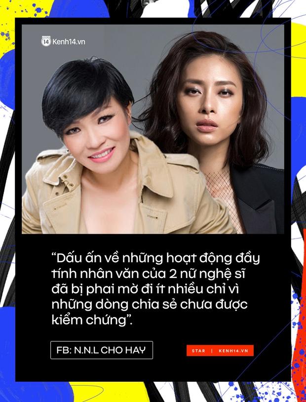 Chuyện sao Việt phát ngôn năm 2020: Cuộc chiến của vạ miệng - tẩy chay và cách xử trí khác biệt giữa Vbiz và showbiz nước ngoài - Ảnh 5.