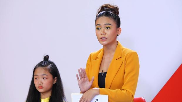 Mâu Thuỷ bỗng bị gán danh Miss Lách Luật sau khi ngồi ghế nóng Model Kid Vietnam - Ảnh 8.