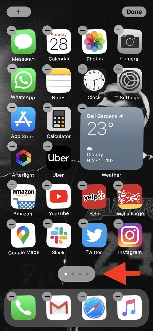 Dùng iPhone bấy lâu nay, nhưng bạn đã biết tính năng ẩn: Giấu luôn cả trang màn hình chưa? - Ảnh 3.
