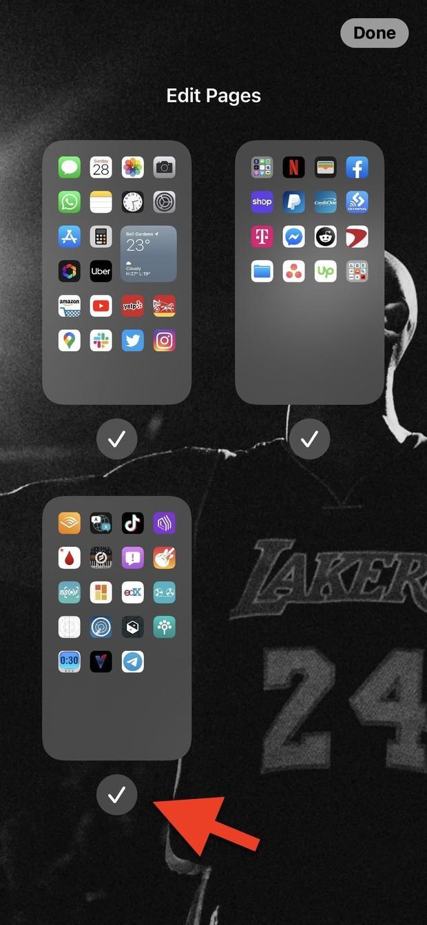 Dùng iPhone bấy lâu nay, nhưng bạn đã biết tính năng ẩn: Giấu luôn cả trang màn hình chưa? - Ảnh 5.