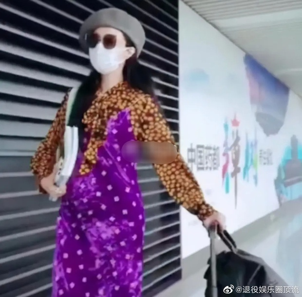 Ảnh hậu trường mặc đồ ngủ mỏng tang vô tình làm lộ vòng 2 lớn bất thường của Phạm Băng Băng - Ảnh 8.