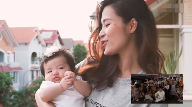 Xuất hiện 5 giây, thế lực nhí Winnie đã chiếm trọn spotlight clip sinh nhật Ông Cao Thắng với biểu cảm Đây là đâu, tôi là ai - Ảnh 4.