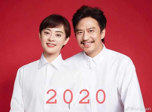 Nương Nương Tôn Lệ khoe ảnh kỷ niệm 11 năm kết hôn, nhan sắc hack tuổi đối lập với Đặng Siêu gây choáng - Ảnh 5.