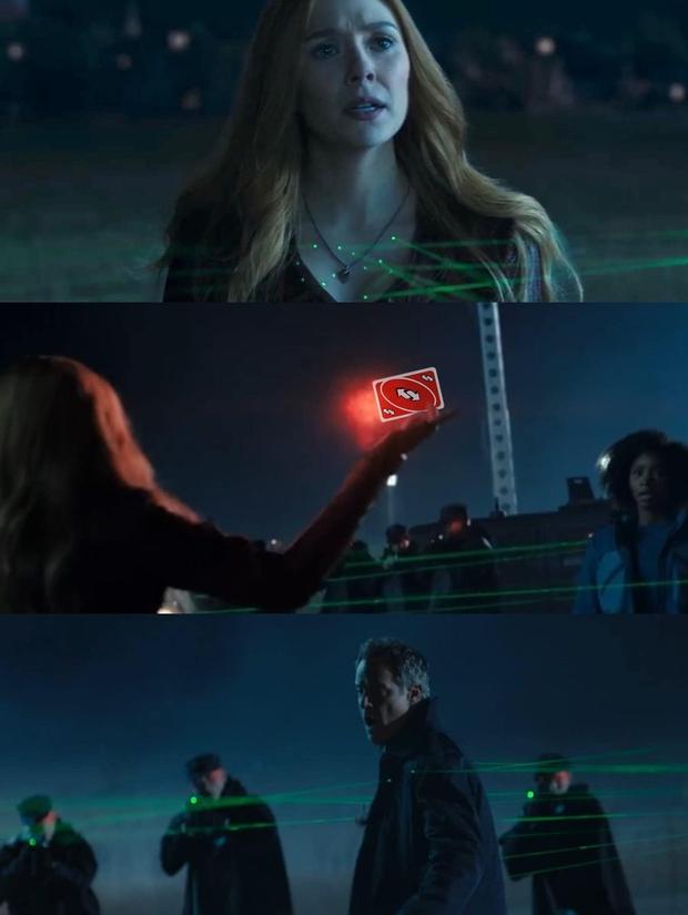WandaVision tập 5 nóng hừng hực làm netizen dậy sóng, chế ảnh lia lịa về tình người duyên ma nhà Marvel vừa hài vừa rợn - Ảnh 2.