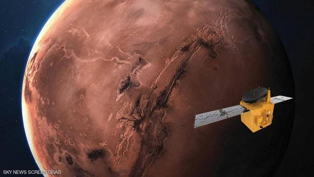 UAE sắp đi vào lịch sử với việc phóng tàu thăm dò Sao Hỏa vào vũ trụ - Ảnh 1.