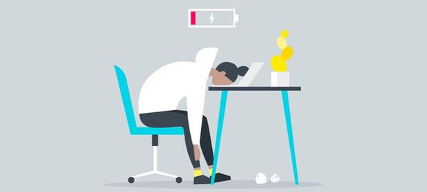 Kiệt sức đến mức trầm cảm: Bóng ma ám ảnh nhiều dân văn phòng, nỗi thống khổ không của riêng ai mà không có cách nào thoát ra - Ảnh 3.