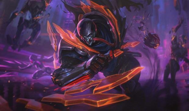Ra mắt gần hai năm, skin Pyke Siêu Phẩm của LMHT bất ngờ bị game thủ tố cáo đạo nhái, ăn cắp - Ảnh 3.