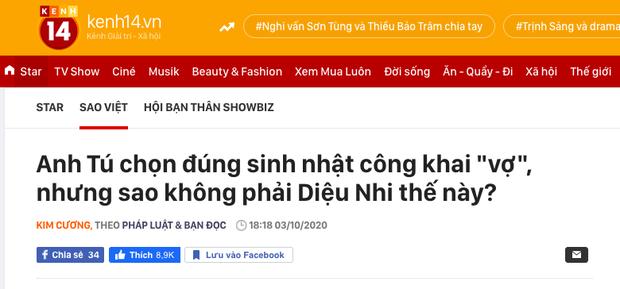 Anh Tú tung MV nhưng lại ngầm công khai Diệu Nhi khá cồng kềnh làm fan giận dỗi: Chị nhà rõ rồi còn bày đặt cô ấy - Ảnh 7.