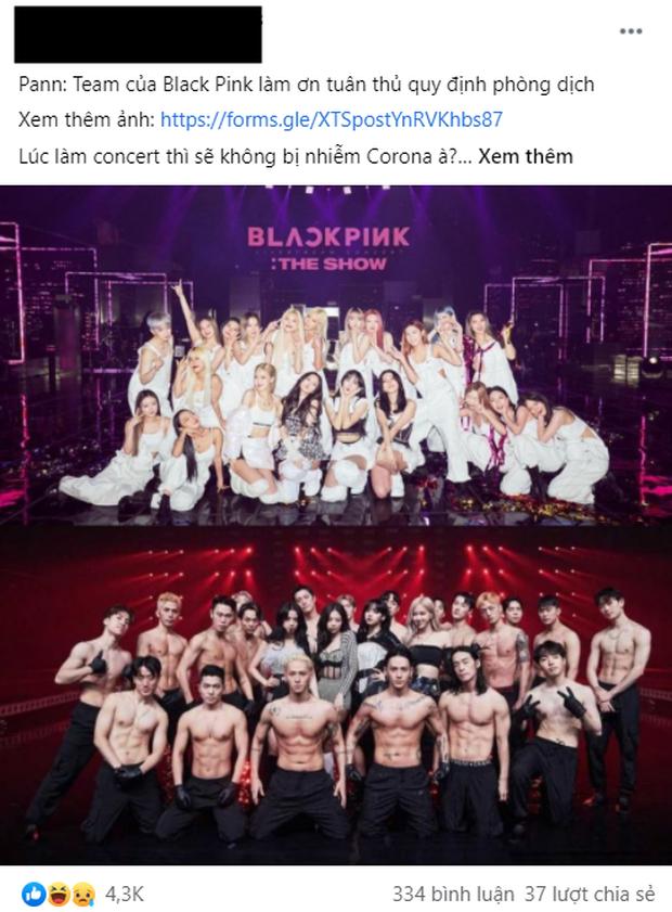 BLACKPINK bị ném đá vì chụp ảnh với dancer mà không đeo khẩu trang phòng dịch, fan lập tức phản dame cực thuyết phục - Ảnh 8.
