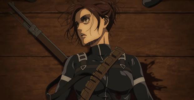 9 màn hi sinh xé lòng ở anime Attack on Titan: Mẹ nam chính bị vợ cũ của chồng nuốt chửng, thành viên cộm cán bị bắn chết vô lý! - Ảnh 14.