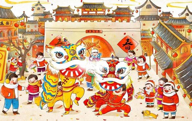 Phong tục Tết khác biệt ở 2 đầu Trung Quốc: Ăn sủi cảo bịt miệng tiểu nhân và đuổi 5 cái nghèo, kiêng quét nhà vào ngày sinh nhật cái chổi - Ảnh 4.