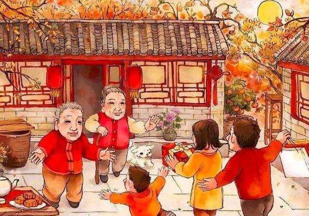 Phong tục Tết khác biệt ở 2 đầu Trung Quốc: Ăn sủi cảo bịt miệng tiểu nhân và đuổi 5 cái nghèo, kiêng quét nhà vào ngày sinh nhật cái chổi - Ảnh 5.