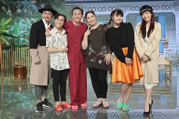 NS Hoài Linh bất ngờ hóa rapper Binz, trở lại màn ảnh nhỏ trong đêm Giao thừa Tết Tân Sửu - Ảnh 7.