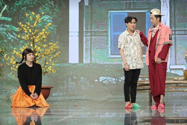 NS Hoài Linh bất ngờ hóa rapper Binz, trở lại màn ảnh nhỏ trong đêm Giao thừa Tết Tân Sửu - Ảnh 1.