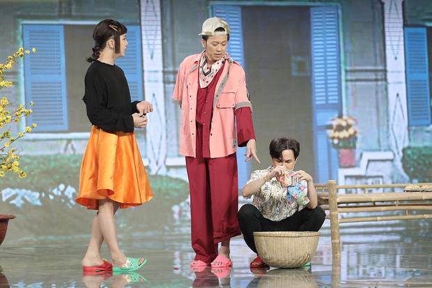 NS Hoài Linh bất ngờ hóa rapper Binz, trở lại màn ảnh nhỏ trong đêm Giao thừa Tết Tân Sửu - Ảnh 2.