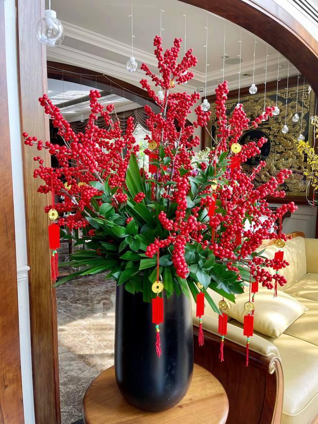 Nhà Bảo Thy nhiều cây hoa Tết đẹp quá: Ai chưa sắm thì sắm theo ngay còn kịp - Ảnh 5.