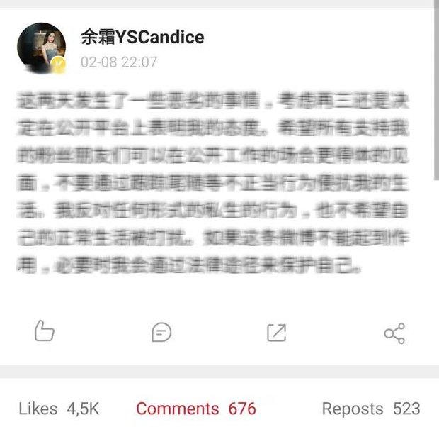 Bị kẻ xấu tìm đến nhà riêng ngay khi livestream, Candice cầu cứu sự giúp đỡ của cộng đồng mạng - Ảnh 2.