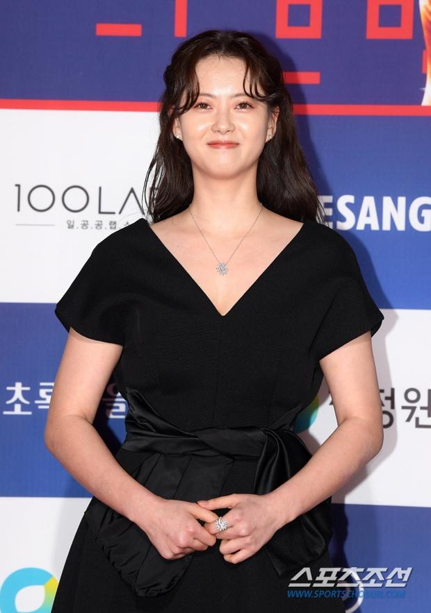 Siêu thảm đỏ Rồng Xanh 2020: Shin Min Ah lộ mặt nhăn nheo gây sốc, chị đại Kim Hye Soo đại náo bên Lee Byung Hun - Jung Woo Sung - Ảnh 8.