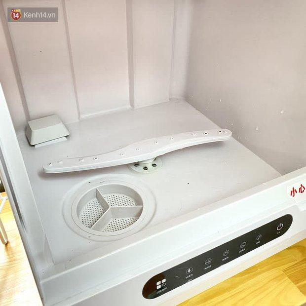 Chị Google review: Mua vội máy rửa bát hàng nội địa Trung Quốc giá 3,9 triệu đồng để thoát thân mấy ngày Tết, ai dè kết quả đầy bất ngờ! - Ảnh 8.