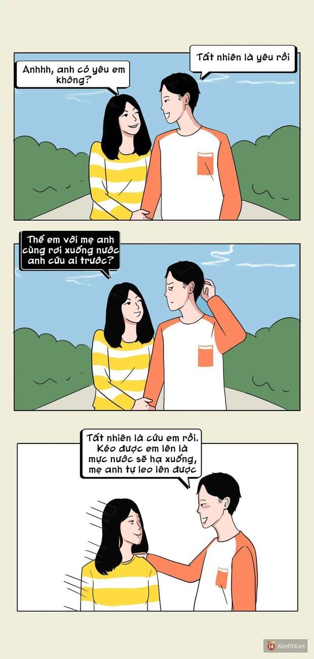 9 câu nói của bạn gái khiến hội con trai sợ hơn cả thông báo Tết này không thưởng - Ảnh 7.