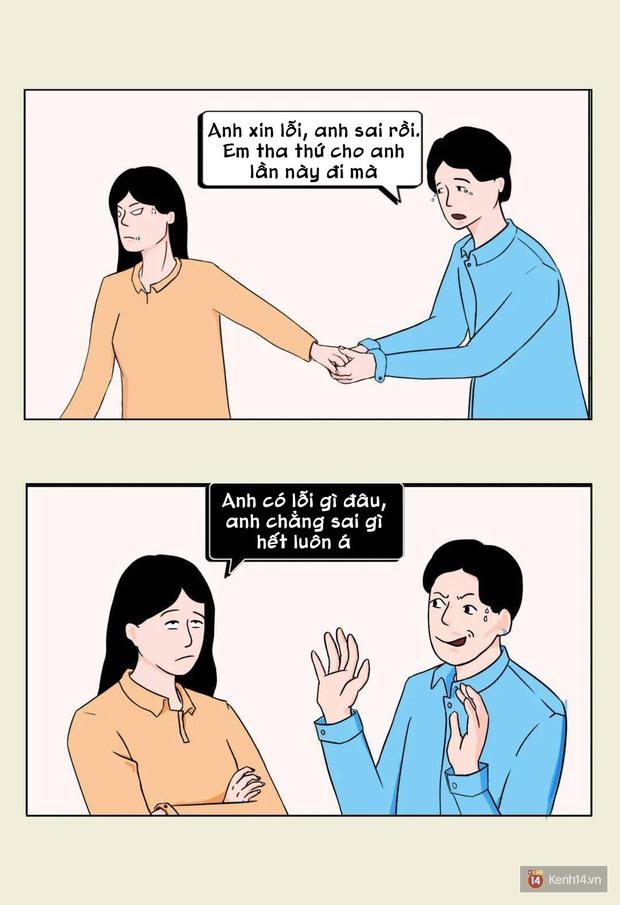 9 câu nói của bạn gái khiến hội con trai sợ hơn cả thông báo Tết này không thưởng - Ảnh 13.