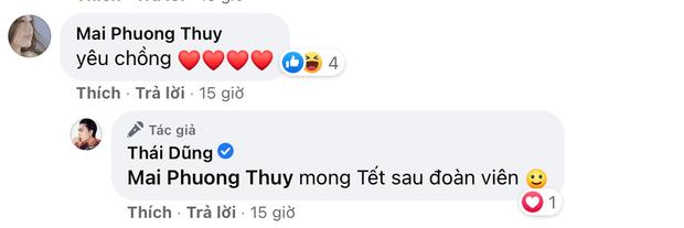 Tạm quên Noo Phước Thịnh đi, Mai Phương Thuý nay đã có tình mới: Nghe gọi hai tiếng chồng yêu mà ngợp! - Ảnh 2.