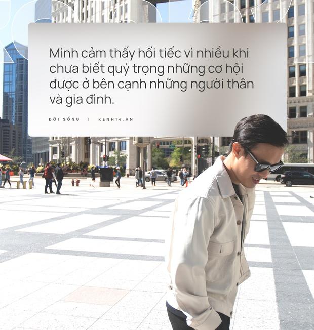 7 bài học lớn từ năm 2020 của Nguyễn Chí Long: Đã 5 năm ăn Tết xa nhà, yêu quê hương chính là tự trọng! - Ảnh 3.