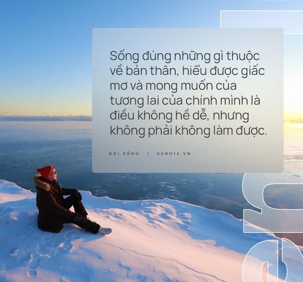 7 bài học lớn từ năm 2020 của Nguyễn Chí Long: Đã 5 năm ăn Tết xa nhà, yêu quê hương chính là tự trọng! - Ảnh 7.