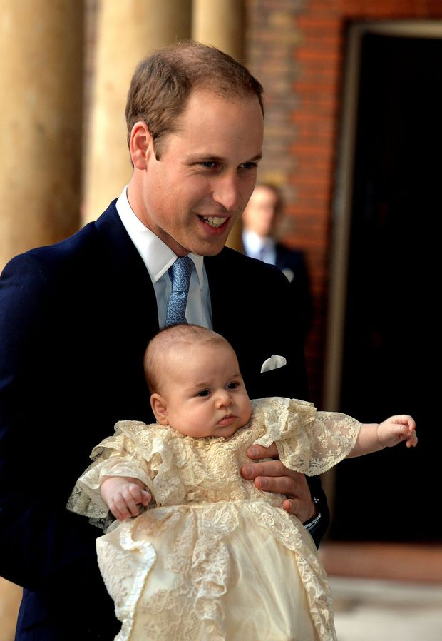 Đức Vua tương lai của Hoàng gia Anh: Những khoảnh khắc thần thái ngất trời của Hoàng tử bé George, mới 7 tuổi nhưng đã ra dáng anh cả - Ảnh 29.