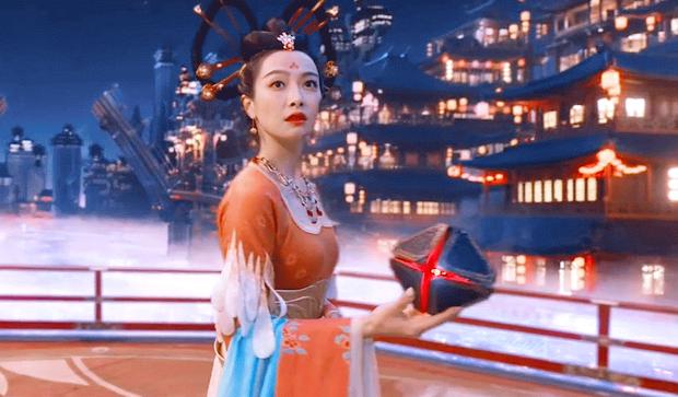 Đụng độ nhan sắc với Thảm hoạ Kim Ưng, Dương Mịch bỗng lộ visual xuống dốc với loạt khuyết điểm - Ảnh 6.