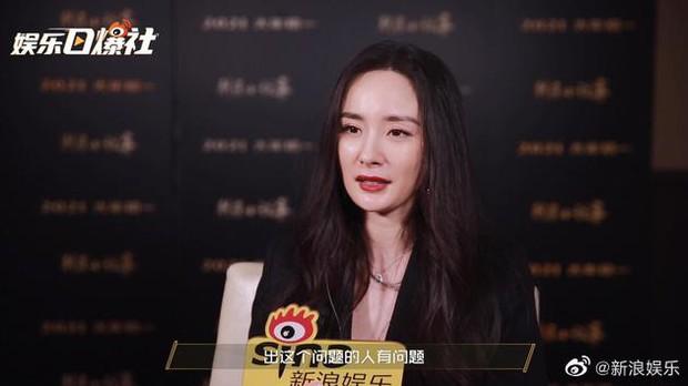 Đụng độ nhan sắc với Thảm hoạ Kim Ưng, Dương Mịch bỗng lộ visual xuống dốc với loạt khuyết điểm - Ảnh 7.