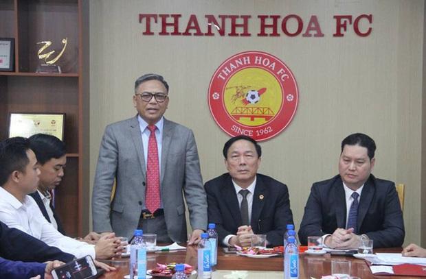 CLB Thanh Hóa loay hoay tìm người trả 6 tỷ đồng tiền đền bù cho 2 vụ kiện - Ảnh 1.