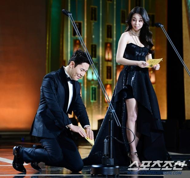 Dàn mỹ nhân hot nhất Rồng Xanh 2020: Sohee khoe vòng 1 bức thở, Lee Sung Kyung át cả Han Hyo Joo vì chân... siêu dài - Ảnh 6.