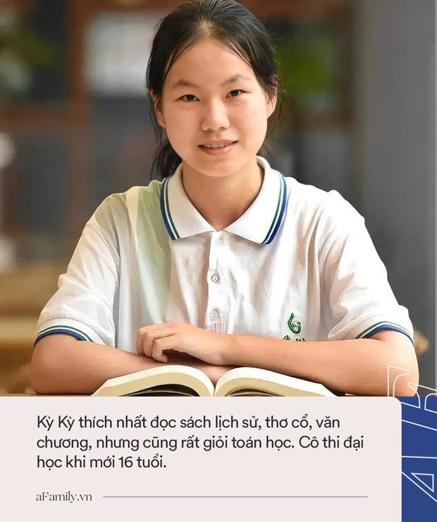 Chân dung nữ sinh thi luôn đại học mà không thèm lên lớp 12, sau khi có kết quả đã gây tranh cãi với câu tuyên bố xanh rờn - Ảnh 2.