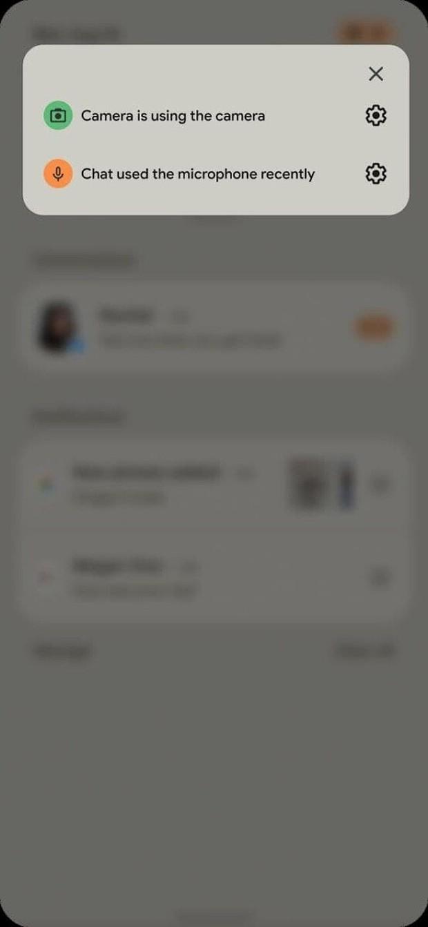Đây là Android 12 với giao diện hoàn toàn mới, nhiều tính năng bắt chước iOS - Ảnh 5.