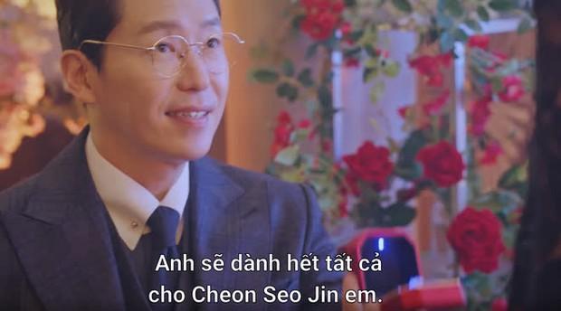 Ác nữ Seo Jin ở Penthouse 2 cần cúng giải hạn gấp: Chồng cũ thuê chồng real săn ảnh dàn cảnh ngoại tình, nhọ thôi rồi! - Ảnh 1.