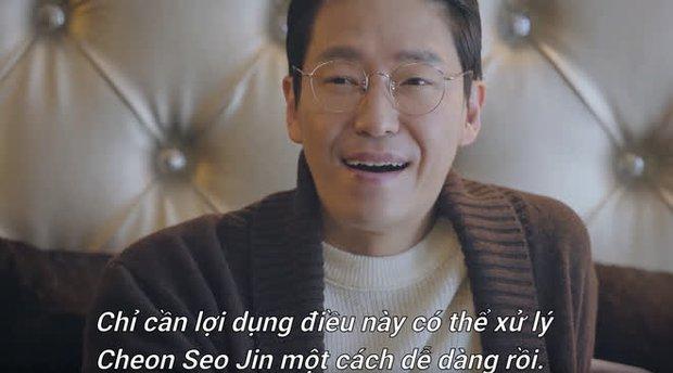 Ác nữ Seo Jin ở Penthouse 2 cần cúng giải hạn gấp: Chồng cũ thuê chồng real săn ảnh dàn cảnh ngoại tình, nhọ thôi rồi! - Ảnh 2.