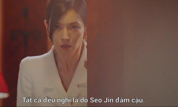 Ác nữ Seo Jin ở Penthouse 2 cần cúng giải hạn gấp: Chồng cũ thuê chồng real săn ảnh dàn cảnh ngoại tình, nhọ thôi rồi! - Ảnh 7.