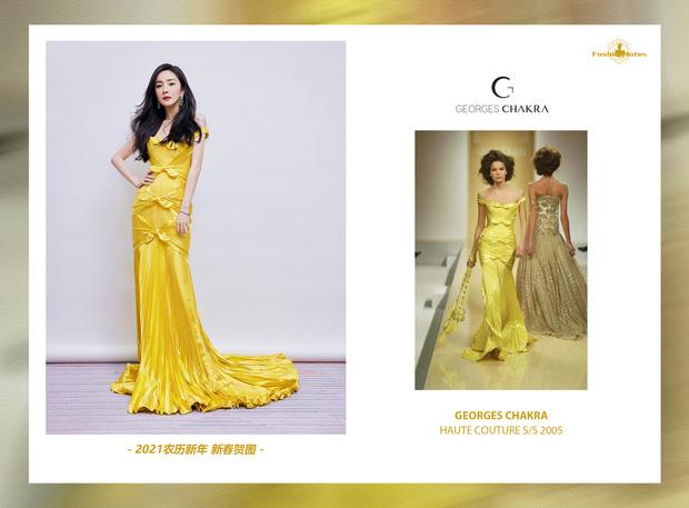Biến căng: Stylist của Triệu Lệ Dĩnh bóng gió chuyện Dương Mịch diện đồ Haute Couture hàng fake, còn là đồ cổ 10 năm trước? - Ảnh 8.