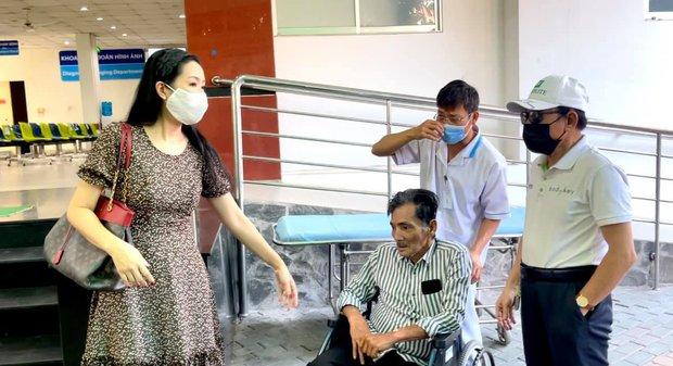 NS Thương Tín đã xuất viện sau 3 ngày đột quỵ, hình ảnh căn phòng trọ vỏn vẹn 20m2 tá túc cùng vợ gây xót xa - Ảnh 6.